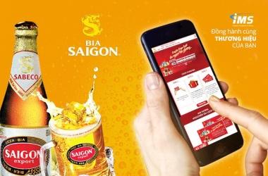 Bia Sài Gòn (Quay số trúng thưởng)